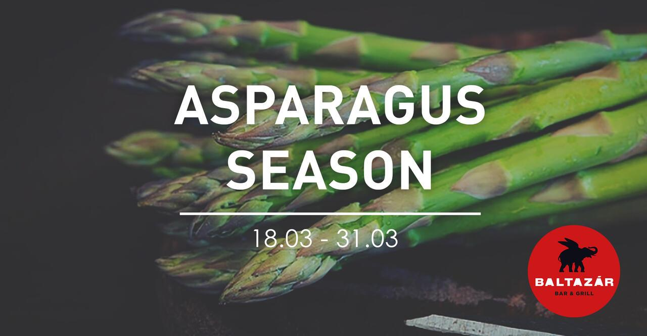 Asparagus Season: taste our special meals in Marbella, Estepona, Kempinski Hotel Bahia at our restaurant!