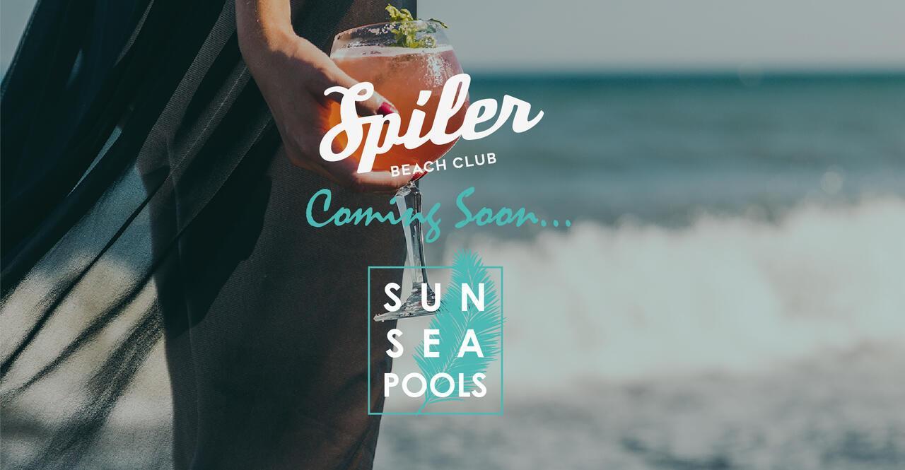 Spíler Beach Club reopening in Marbella, Costa del Sol at Kempinski Hotel Bahia