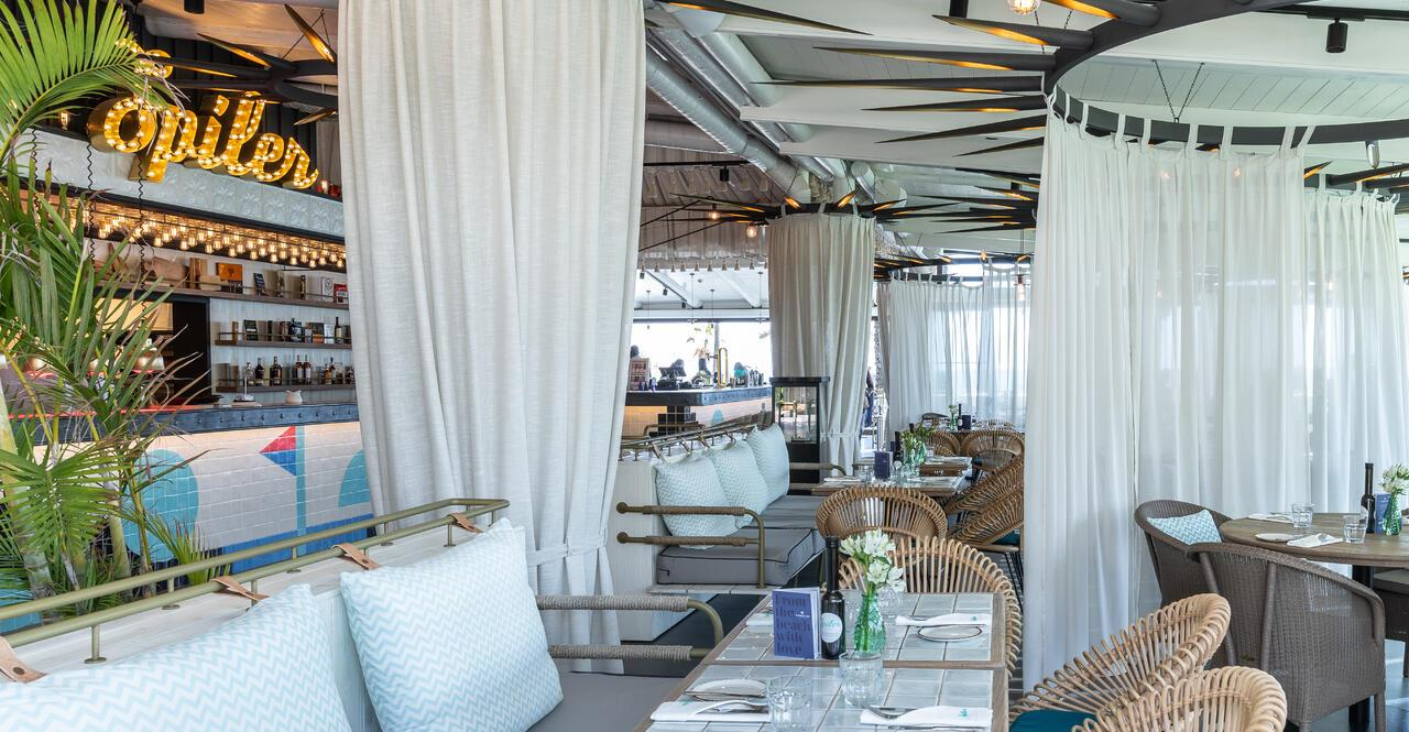 El Paseo del Mar and Kempinski Hotel Bahia Named Europe's Leading Entertainment & Dining Resort in World Travel Awards 2019